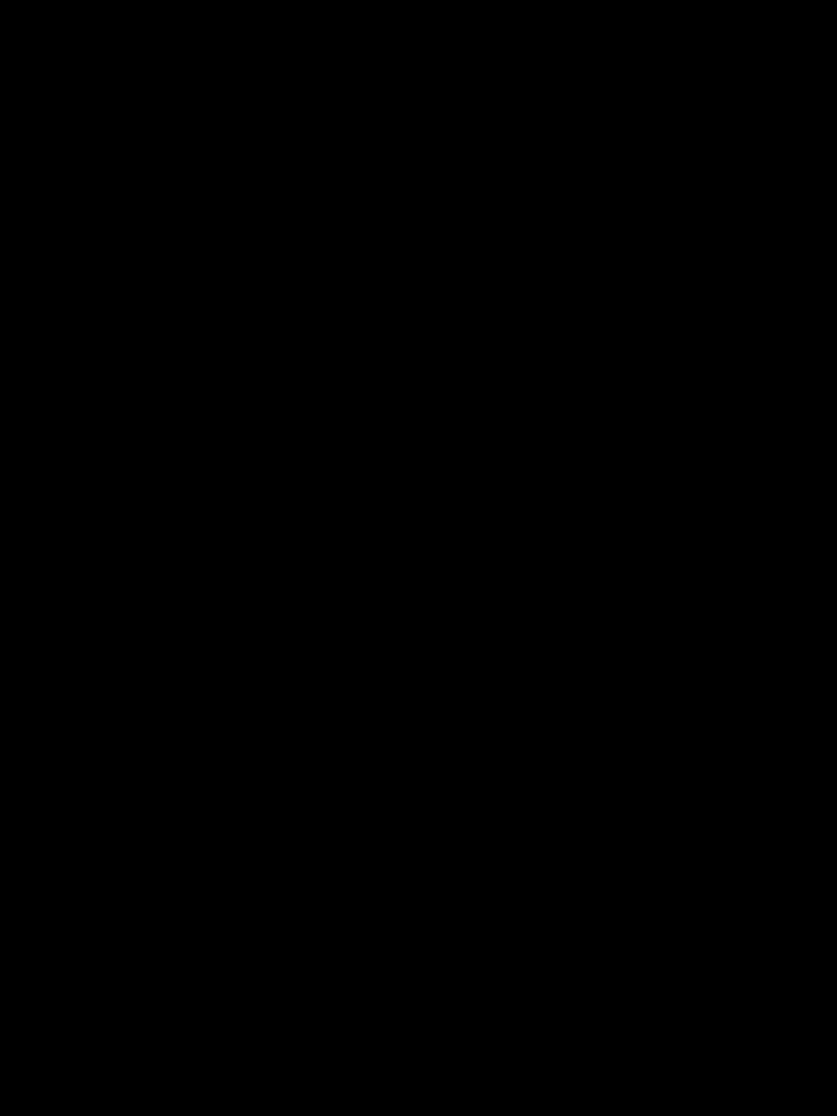 Parapluie de golf Golfomania noir/rouge